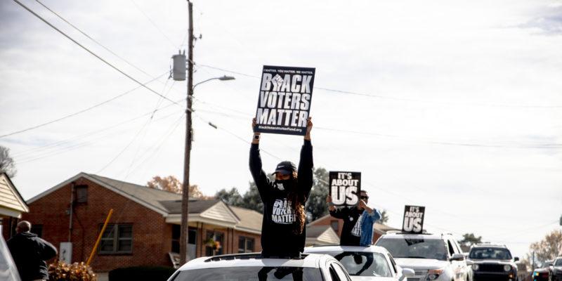Black Voters Matter Fund 12 days of Christmas Macon-16 – Venkayla Haynes